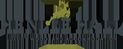 Henlle Hall Logo